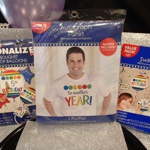 Birthday Party Starter Set All Ages (3PCS)